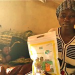 With her Family Kits, Katungo gives birth without fear