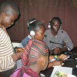 La radio et la télévision pour faire entendre la Voix de l'Enfant