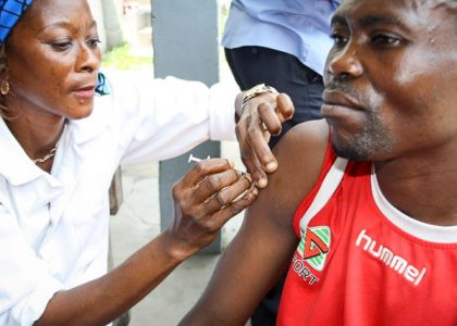 Halting the yellow fever epidemic in DRC