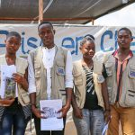 Cholera at Mbandaka: young reporters' report
