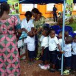 Des Journées pour améliorer la santé de l'enfant et la mère