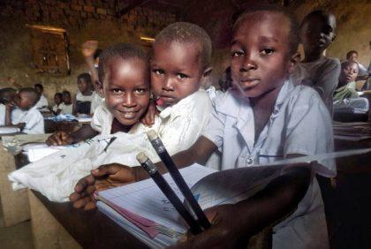 La nouvelle détermination de Valeti pour scolariser ses enfants