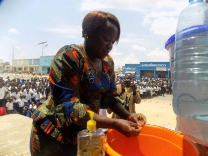 Un concours du lavage correct des mains pour sauver des vies