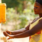 Le lavage des mains pour lutter contre le choléra en RDC