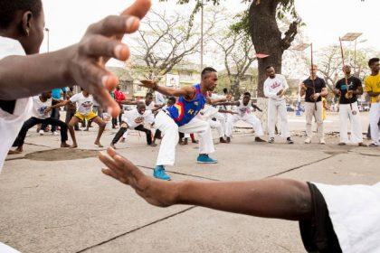 La capoeira diminue la violence et l'agressivité des enfants