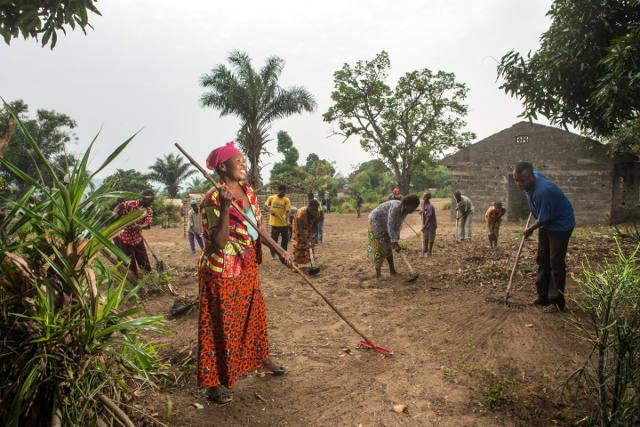 Notre plaidoyer pour des « quartiers assainis » en RDC a réussi !