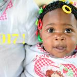 Bonne année 2017 ! Ensemble pour chaque enfant en RDC