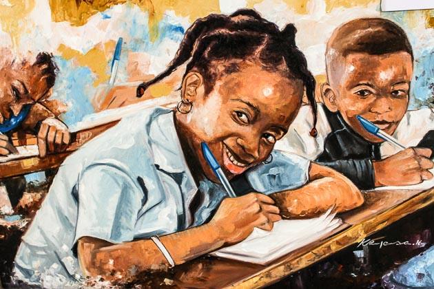 Participez au concours de dessin : les enfants d'aujourd'hui racontent la planète de demain