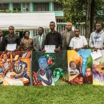 Artistic competition in DRC: artists committed to every child