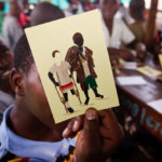 Child soldier in DRC, Obedi has come far