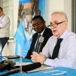 Le Représentant de l'UNICEF RDC part sur une note d'espoir et de défis