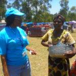 Des foires aux articles ménagers essentiels pour redonner le sourire aux familles déplacées