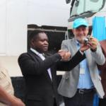 A truck to improve the health of children in North Kivu