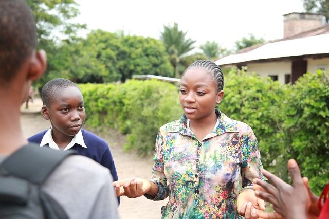 Des enfants mobilisés pour la création de bureaux secondaires de l'Etat civil