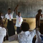 Un club scolaire pour amener filles et garçons à jouer ensemble