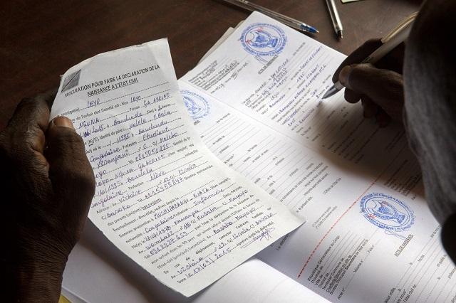identité en RDC