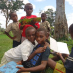 Pygmy children also have the right to education!