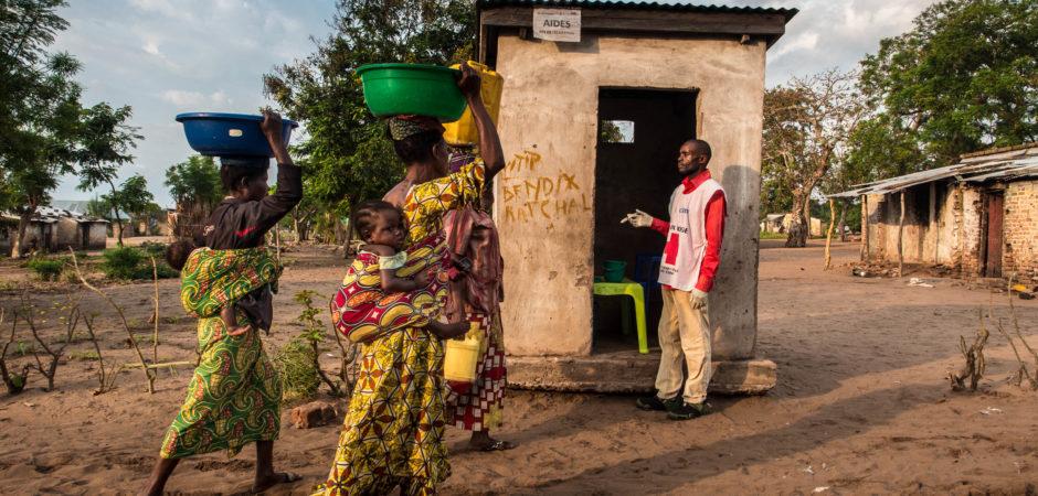 Une guerre sur tous les fronts contre le choléra à Kalemie