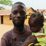 Papa Kinzabi et la malnutrition ignorée