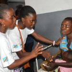 Des Enfants Reporters au secours des populations vulnérables du Kasaï