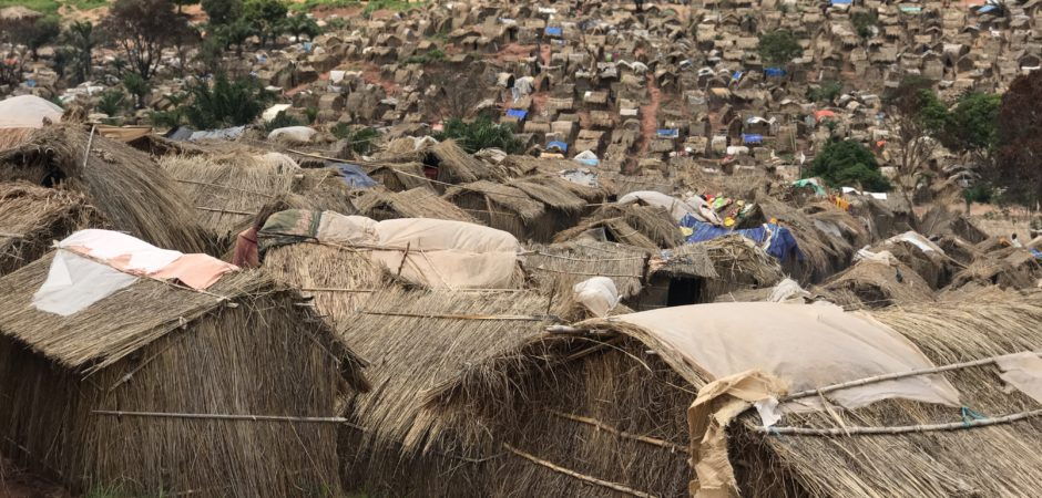 Les déplacés dans les camps du Tanganyika ont urgemment besoin d'assistance