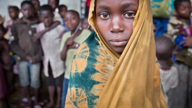 La violence au Tanganyika et au Sud-Kivu alimente l'une des pires crises de déplacement des enfants au monde