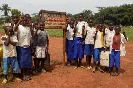 L'éducation des enfants dans le Haut-Uélé est une priorité