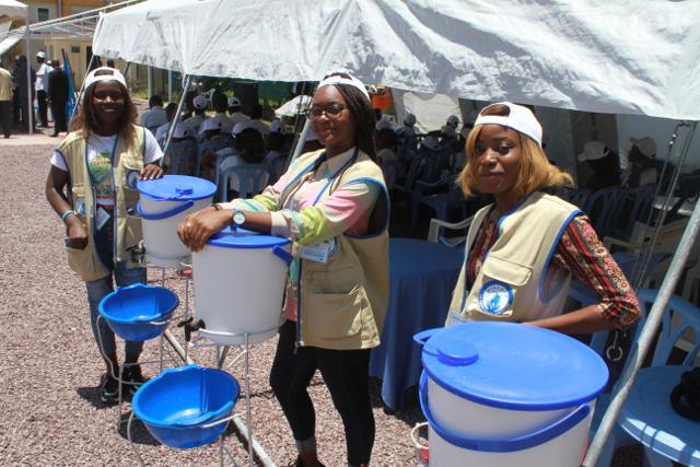 Kinshasa découvre une exposition consacrée à l'eau