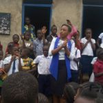 An investigation by the Young Reporters on water in Bunia