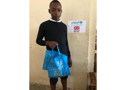 Mukundayi, adolescent plein d'ambition, rêve de moderniser son pays