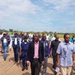 Epidémie d'Ebola dans la province de l'Equateur: le Ministre de la Santé visite les zones affectées, accompagné des Représentants de l'OMS et l'UNICEF