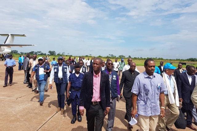 épidemie d'Ebola en RDC