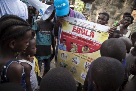 Ebola : communiquer pour sauver des vies