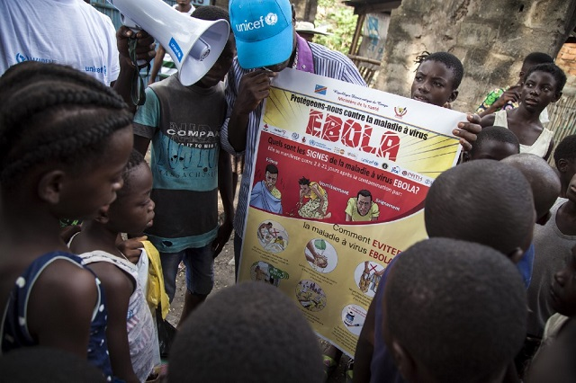 sensibilisation ebola