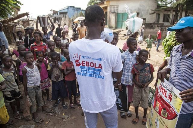 symptômes de la maladie à virus Ebola