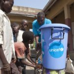 Water: an indispensable ally in the fight against Ebola