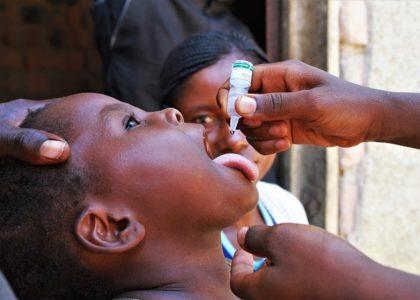 Plus de 3,5 millions d'enfants vaccinés contre la polio