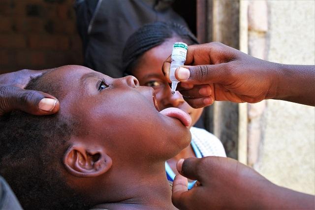 polio en RDC
