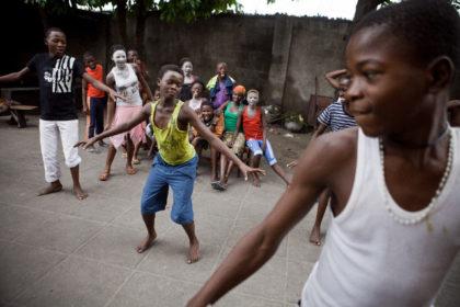Les enfants sorciers de Kinshasa
