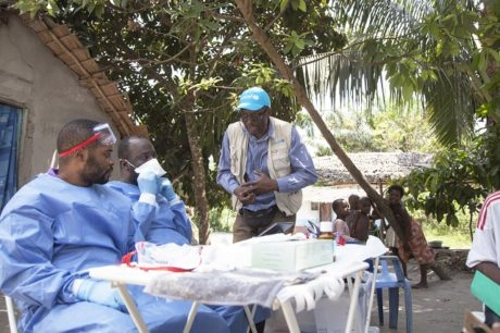 Combattre l'Ebola en RDC par la communication sur la vaccination
