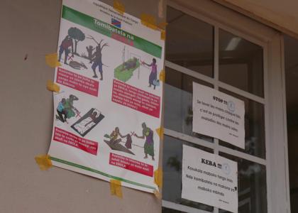 Chacun peut faire quelque chose contribuer à la lutte contre Ebola