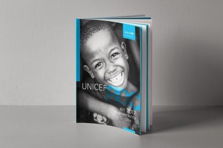 UNICEF RDC en 2017 : événements clés