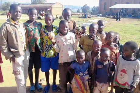 Les enfants déplacés ont aussi le droit de jouer