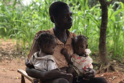 Au Kasaï, les enfants continuent de souffrir de malnutrition
