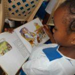 La lecture m'apprend la conjugaison, l'orthographe et de nouveaux mots