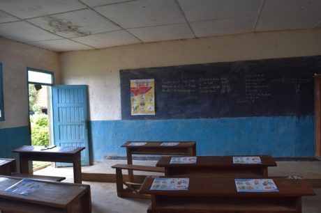 L'UNICEF prépare la rentrée scolaire dans les zones touchées par le virus Ebola à l'est de la RDC