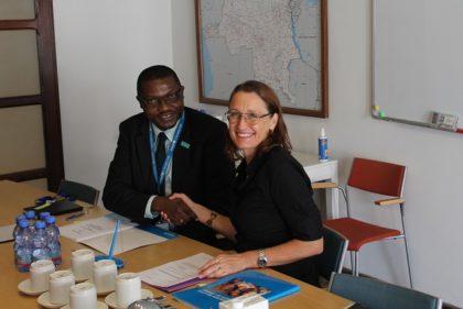 La Suède alloue 12,2 millions de dollars américains à l'UNICEF pour la santé des enfants et des mères et pour la protection des enfants en République Démocratique du Congo