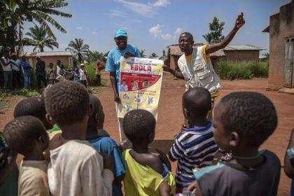 Ebola dans la province du Nord Kivu : la situation au 15 août 2018