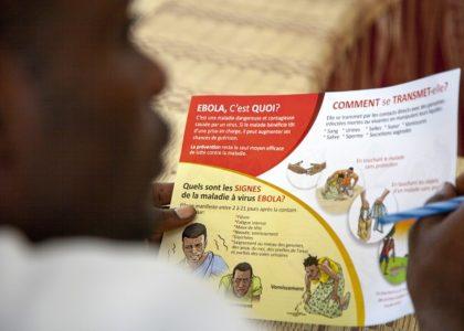 Épidémie d'Ebola en RDC: L'UNICEF mobilise des spécialistes de la communication pour soutenir la campagne de vaccination