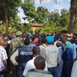 """Nouvelle épidémie d'<span class=""""search-everything-highlight-color"""" style=""""background-color:orange"""">Ebola</span> en RDC: l'UNICEF envoie du personnel et du matériel pour lutter contre l'épidémie"""